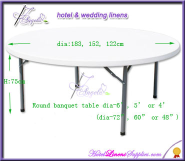 4ft 6ft 8ft polyester linen tablecloth spandex table cover for 108 inch round tablecloth fits what size table