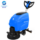 SC2A Industrial Automatic Marble Scrubber FLoor Cleaning Machine /Multi-function Shop Industrial Floor Brush Cleaning Machine