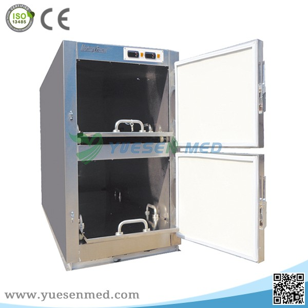 YSSTG0102 from one to six dead body corpses mortuary refrigerator price