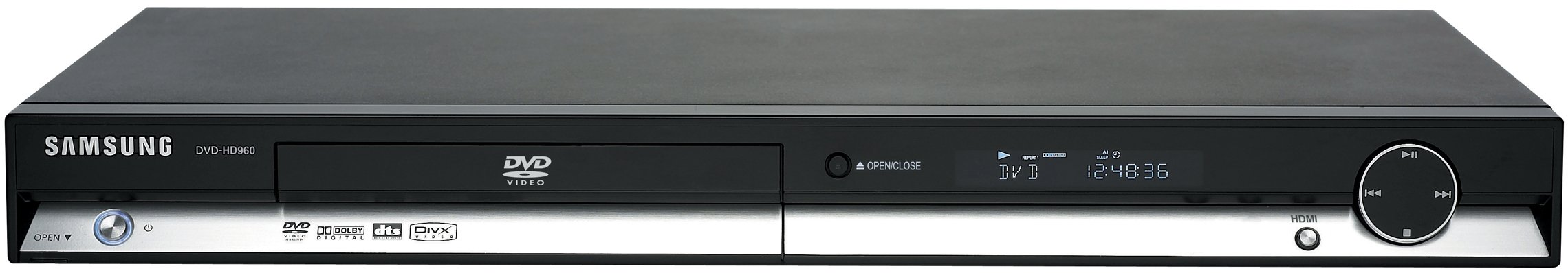 Samsung DVD-HD860 Up-Converting DVD Player