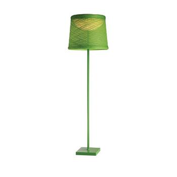 Cute Rattan Standing Floor Lamps For