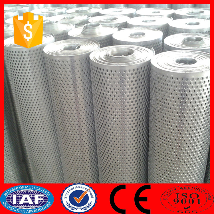Decorative Perforated metal mesh punched wire mesh netting/plate/screen