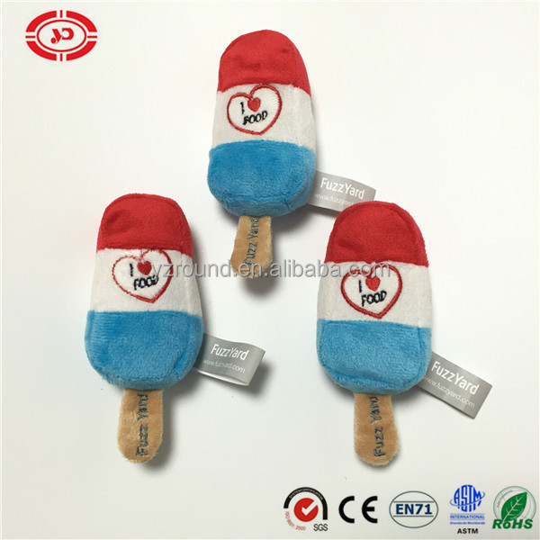 Wondeful idea ice lolly shape real like kids love food toy