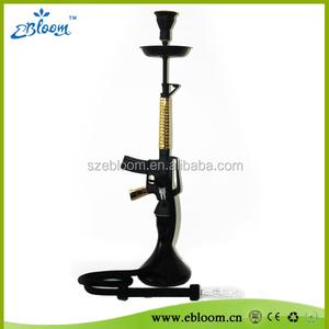 Beatiful vase design resin hookah dubai AK47 shisha