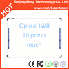 educational equipment for schools optical interactive whiteboard