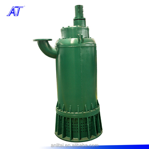 gold mining explosion-proof sewage sand pump