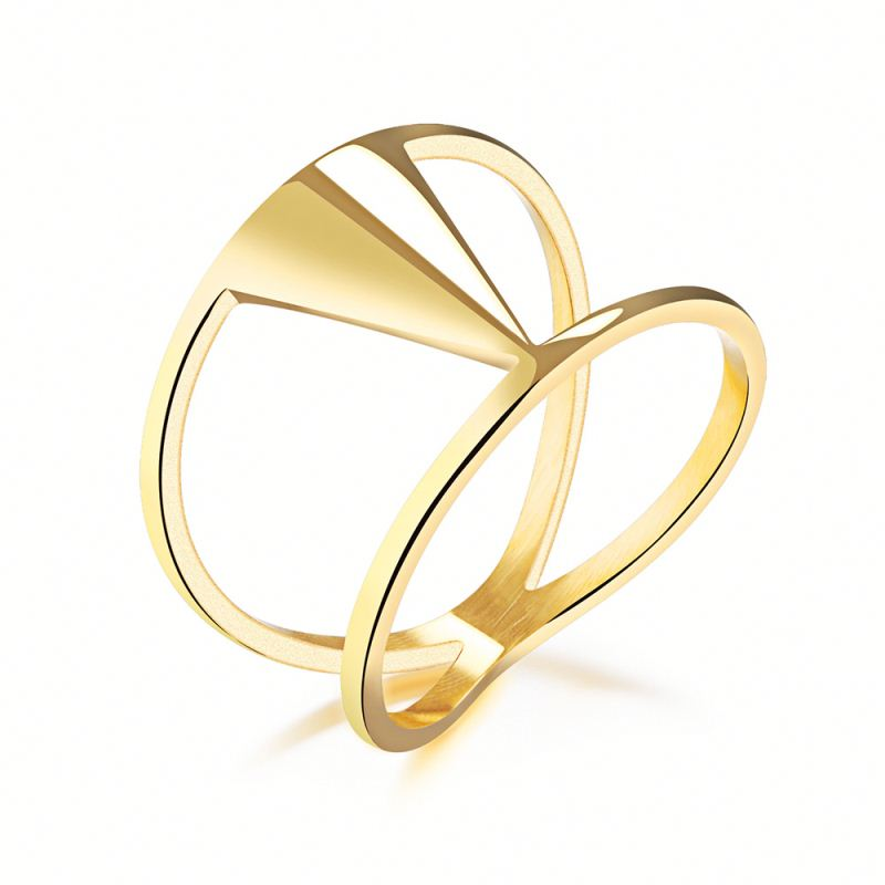 2018 New Hot Selling Fashion Women Stainless Steel Latest Gold Ring Designs For Girls View Latest Gold Ring Designs For Girls Latest Gold Ring Designs For Girls Product Details From Dongguan Swater