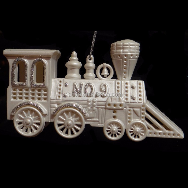 2015 cheap acrylic train christmas ornaments buy acrylic christmas