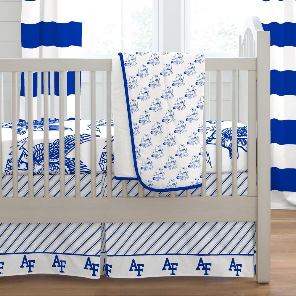 Carousel Designs United States Air Force Academy 3-Piece Crib Bedding Set