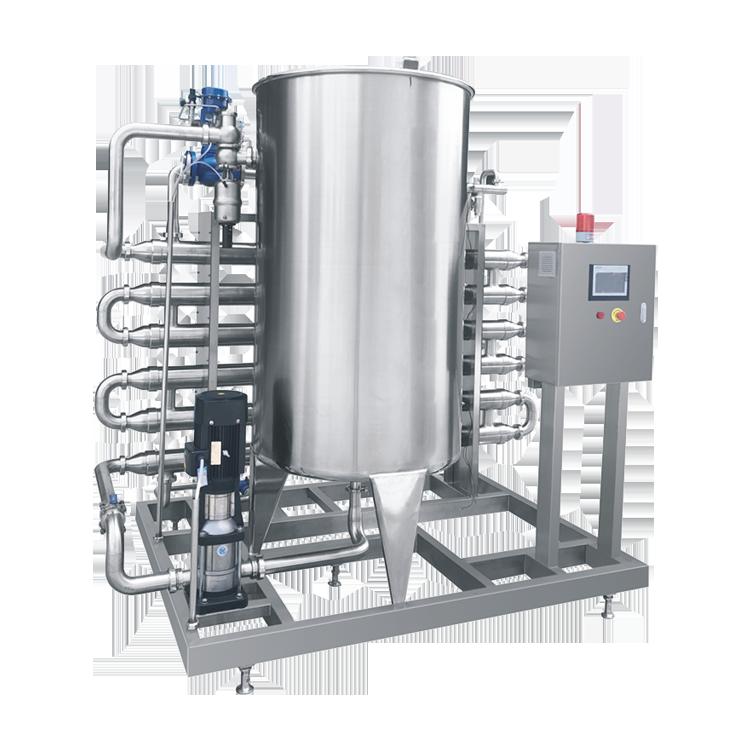 China heater systeem warmte-uitwisseling unit met bloedsomloop water bijvullen controle systeem