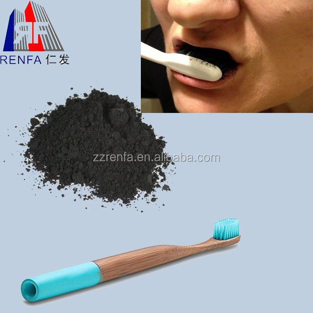 Hot sale coconut activated charcoal powder teeth whitener