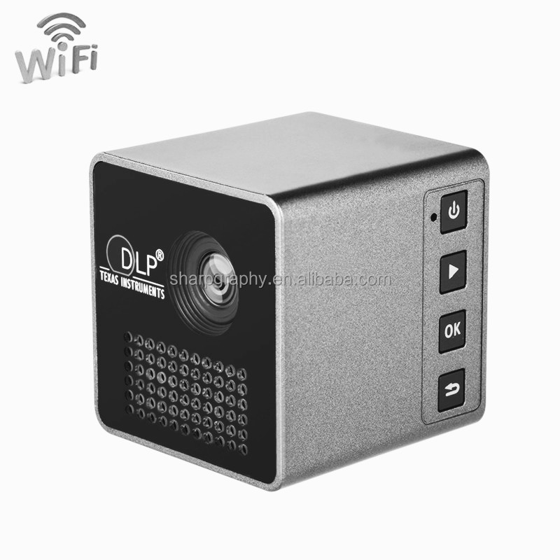 Ultramini DLP Full HD 1080P Engine Mini Portable LED P1 Cube Projector Module