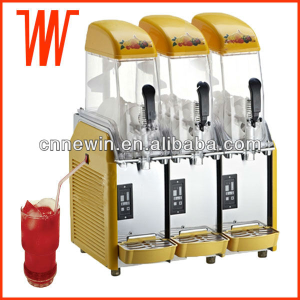 36L 3Bowls Triple Slush machine