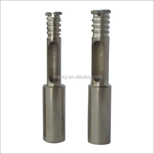 Blister packing 6mm Electroplated Diamond drill bits for marble
