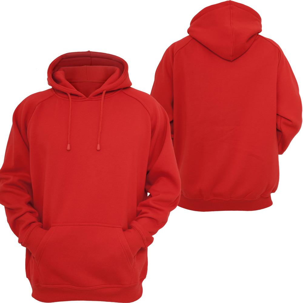 Blank pullover hoodies
