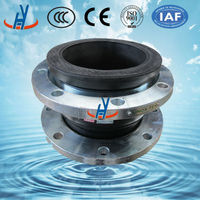 2016 hot sale flange type rubber flexible joint