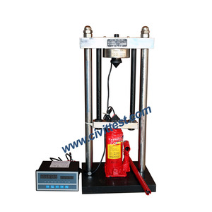 Digital rock Point Load tester testing machine