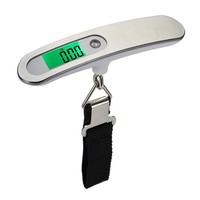Hot Selling New Portable Travel Luggage Weighing Scales Electronic Digital Luggage Scale