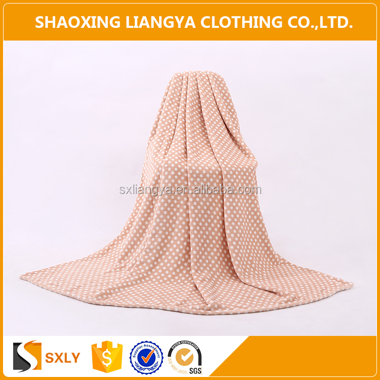 shaoxing keqiao hot sale blanket coral fleece,dsauna blanket