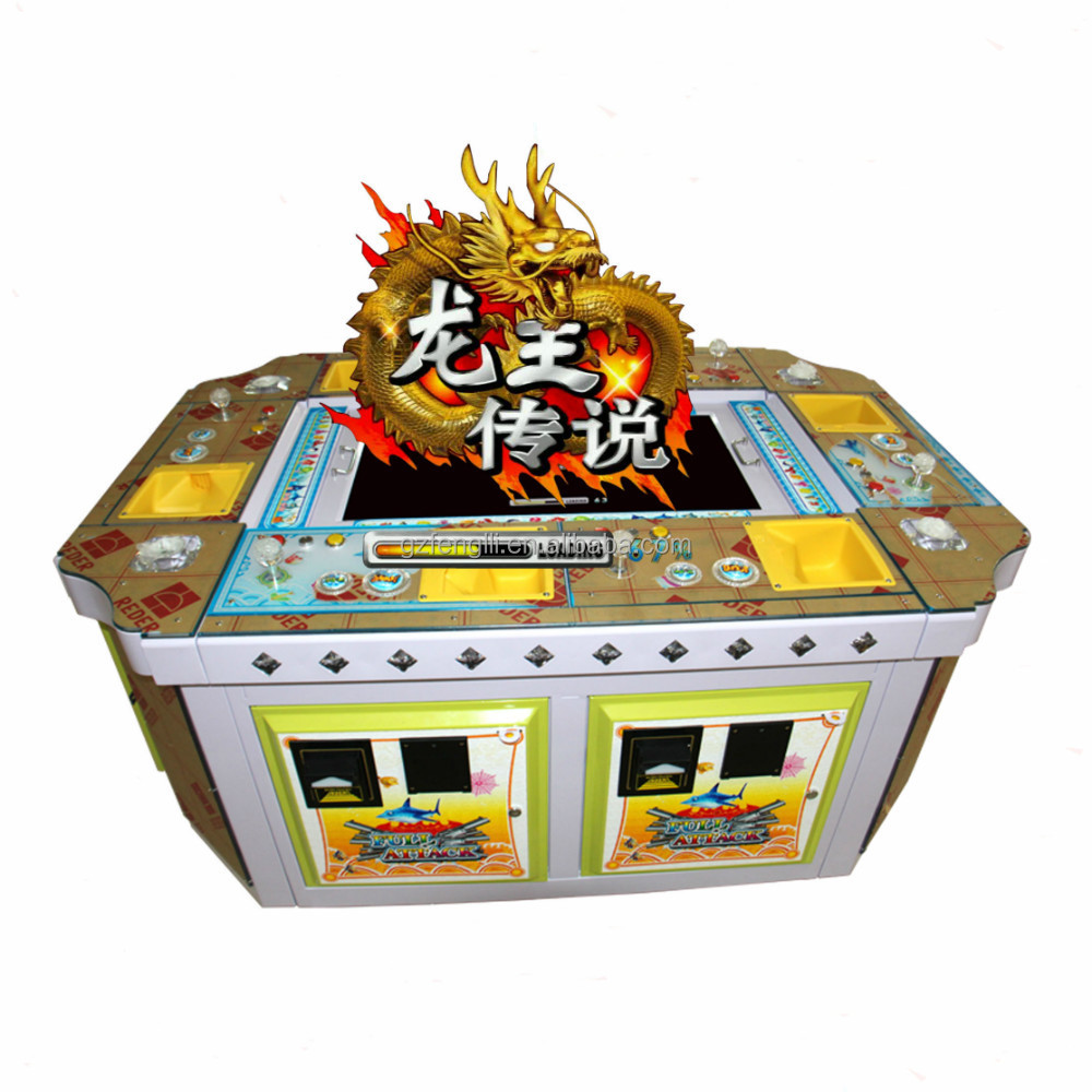 original IGS latest 816 version fishing game machine legend of dragon king 1000 gun indoor equipment