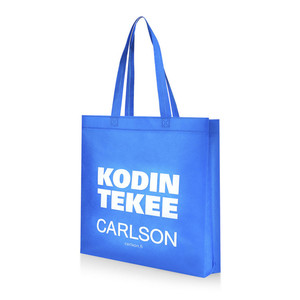 Custom printing reusable eco promotional non woven event bag
