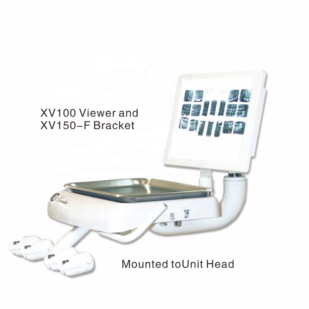 Dental portable unit slim single panel medical led negatoscope x-ray film viewer reader