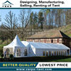 Factory supply strong and good quality white marquee party tents for hot sale from China