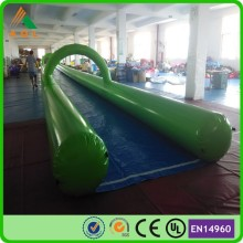 Giant slide the city/ 1000 ft slip n slide inflatable slide the city/ inflatable city slide