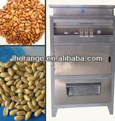 2016 Hottest dry peanuts or pine nut peeling machine