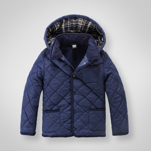 Discount Kids Autumn Winter Coat Brand Children outerwear
