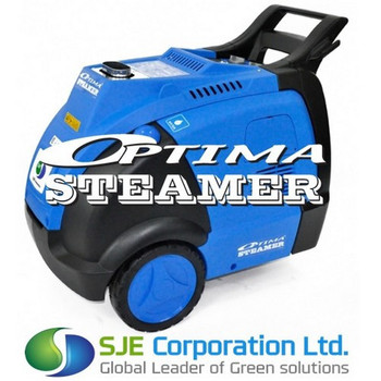 Heavy-duty Steam Cleaning Machine Optima Steamer Diesel Model ...