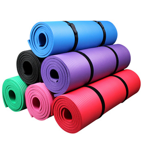 Brand new 20mm eco extra thick gym exercise yoga mat
