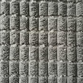 Brick Effect Soft Velvet Jumbo Cord Upholstery Sofa Fabrics For Uk Sofas