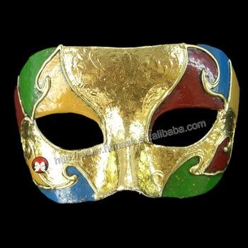 Toptan El Boya Maskesi Dans Parti Maskeleri Karnaval Maske Kuzey