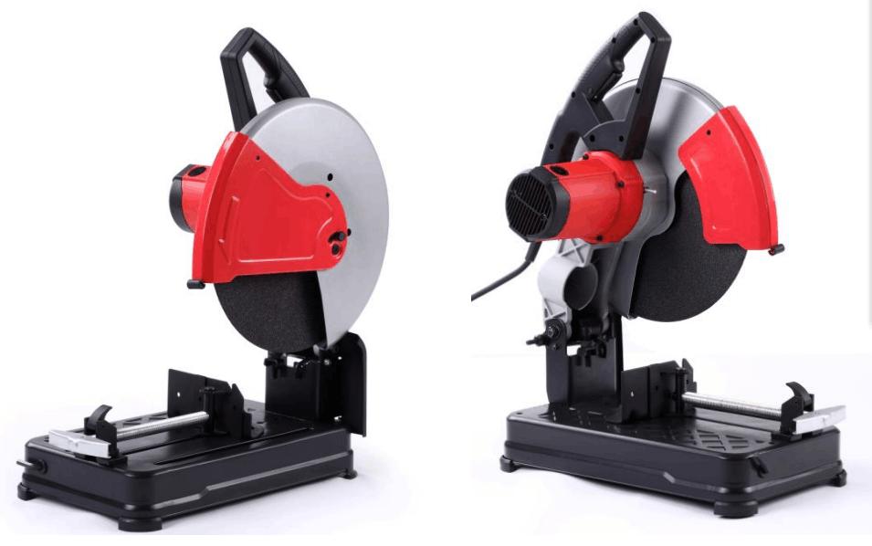 Steel Cutting Equipment : Electric tools mm metal cutting saw machine cut off