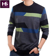 O Neck Sweater Men Clothing Mens Sweaters Wool Cardigan Cashmere pullover Men Brand Pull Homme Casual Dress Long Sleeve Shirt