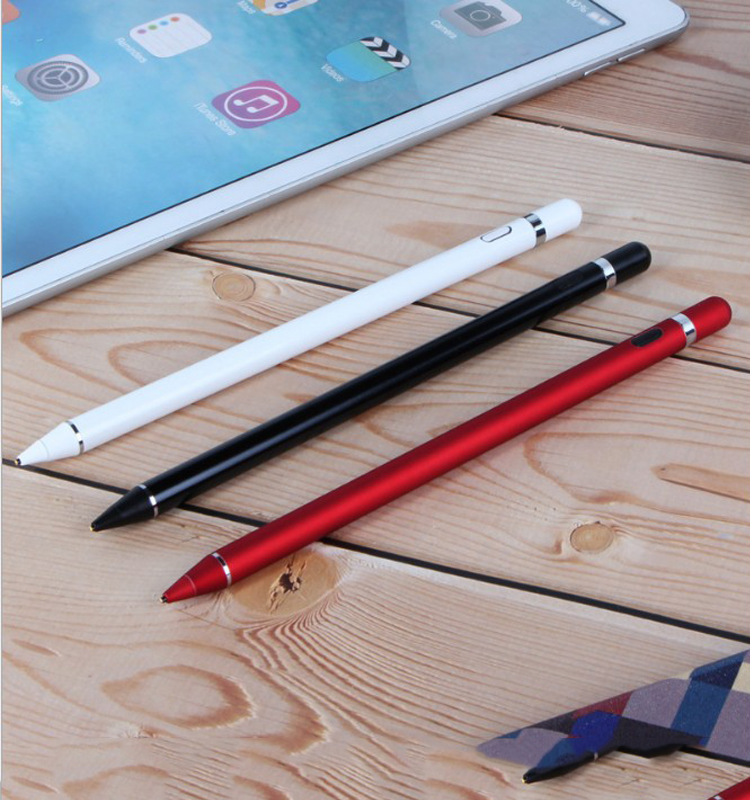 Hot Wholesale Smart Metal USB Stylus Pen To Cello Touch Screen For <strong>Apple</strong> And Android