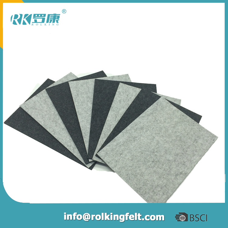 2mm Gray Sound Proof Polyester Felt