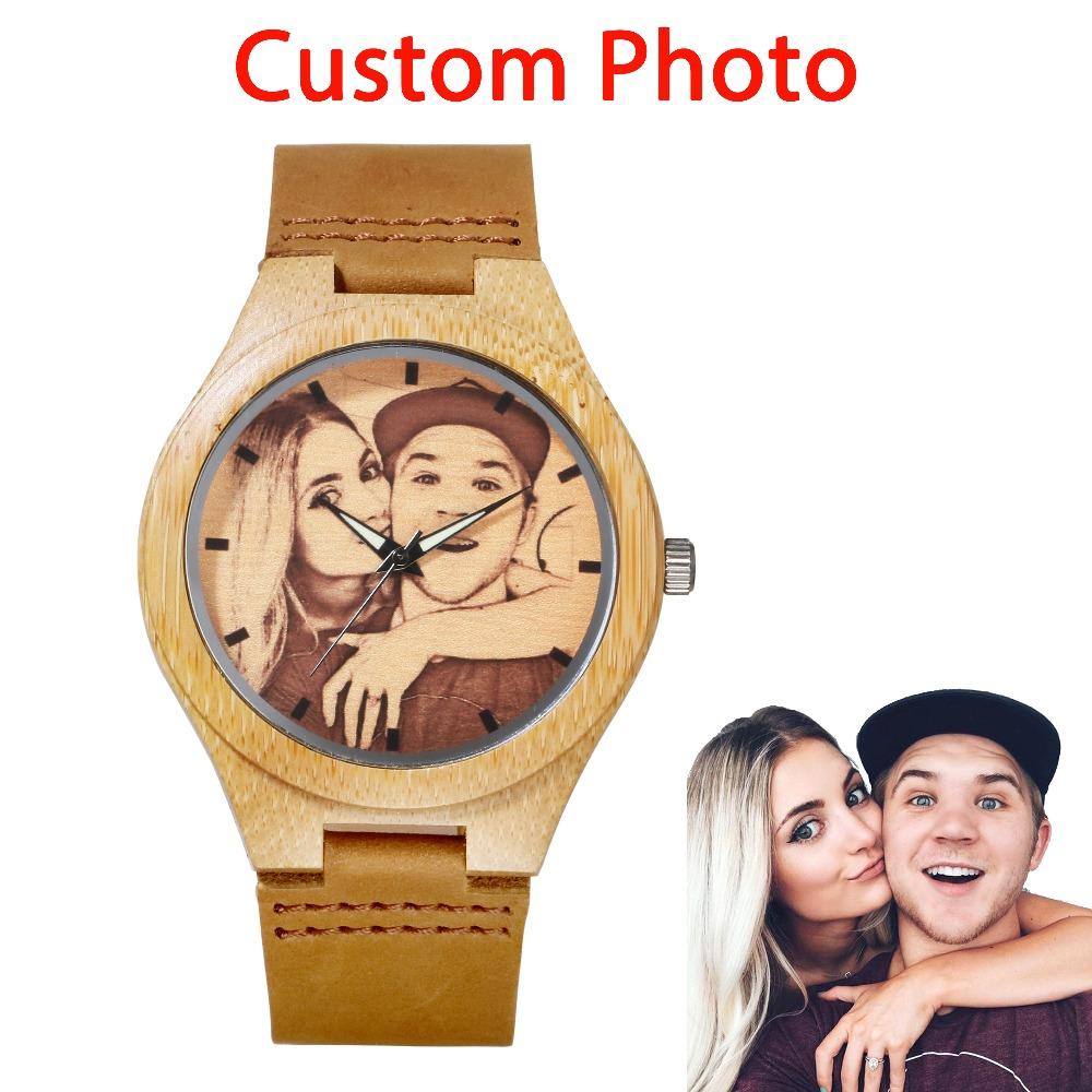 2018 Personality Creative Design Unique Gift Custom Watch фото