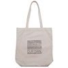 Economy OEM Custom LOGO Printed Women 12OZ Cotton Canvas Grocery Tote bags