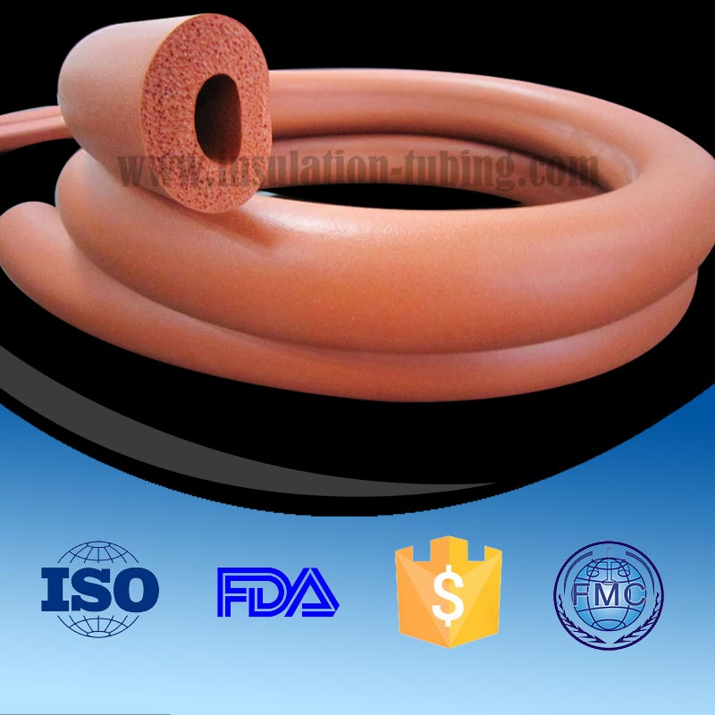 High Quality FDA Grade Silicone Rubber Sponge Factory