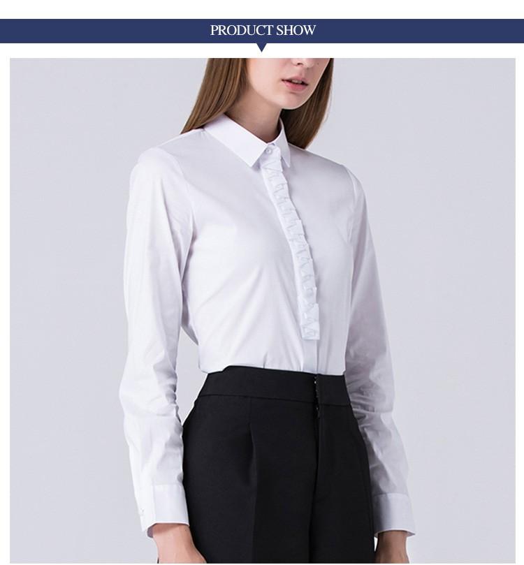 100% autentico 99800 21212 Diseños Personalizados Señoras Formal Camisas Blancas Para Las Mujeres -  Buy Señoras Formales Camisas,Camisas Blancas Para Las Mujeres,Señoras  Camisa ...
