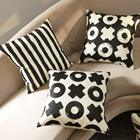 Set of 4pcs Factory direct sales office sofa cushion cover replacement throw pillow covers