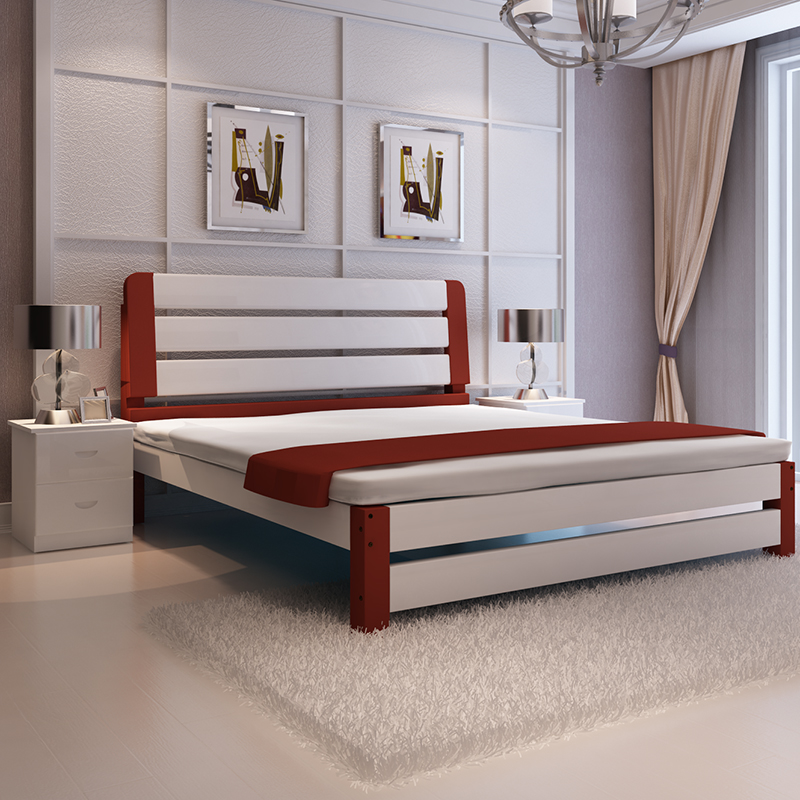 Venta al por mayor muebles de pino para dormitorio-Compre online los ...