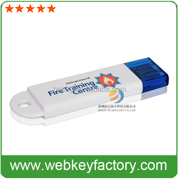 USB flash drive with real webkey funtion
