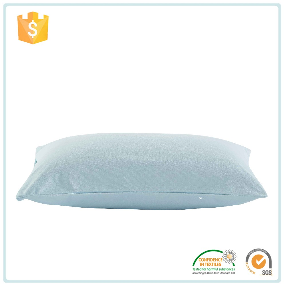 Cheap And High Quality Pocket Waterproof Pillow Covers/Bamboo Polyester Pillow Cover