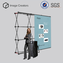 Various types of Factory directly trade show pop up display