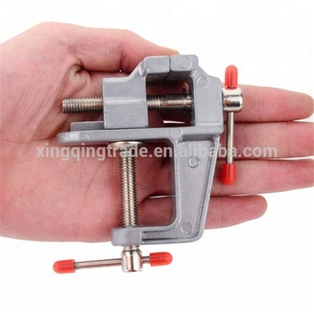 Mini Schmuck Hobby Clamp On Table Bench Schraubstock Mini Tool