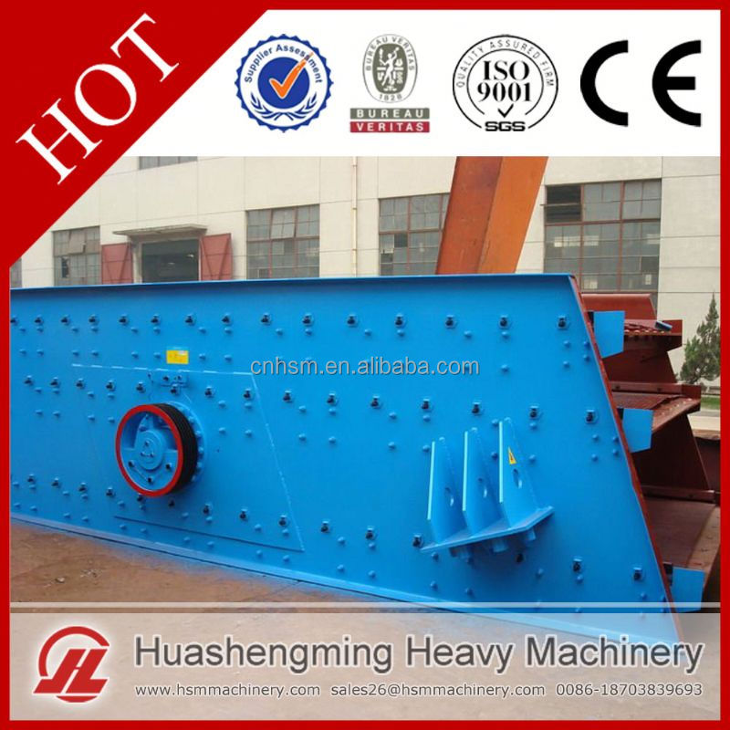 HSM Professional Best Price Greens Powder Vibrating Screen
