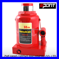 Quick Lift Vehicle Maintenance Tool 50T hydraulic bottle jack